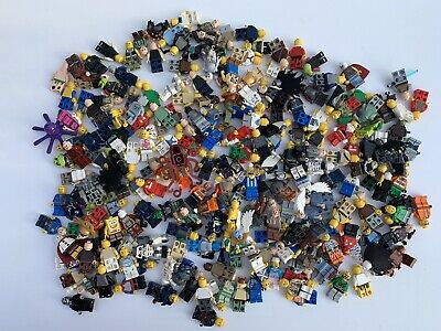 LEGO 10 Minifigures Per Order / £6.49 - Randomly Selected Until Out Of Stock