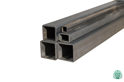 Square Pipe Steel Hollow Profile Steel Square Tubing Dia 12x12x1.5 to 45x45x3
