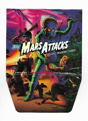 1994 Mars Attacks Archives (100) Card Complete Set & (9) Different Inserts