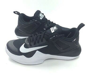 5a7fe8eb2a2c8 NEW Nike Air Zoom HyperAce Womens Sz 6.5 Black White Volleyball Shoes  902367-001