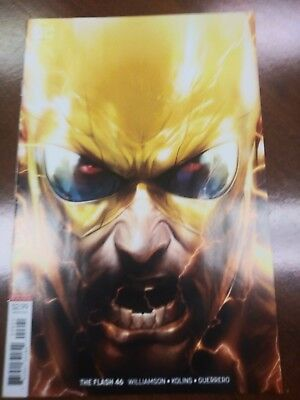 👀 The Flash Issue #46 Variant Cover By Francesco Mattina. Dc Comicsmay 9 2018