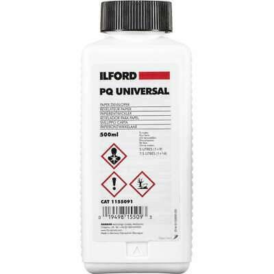 Ilford PQ Universal Paper Developer - 500ml