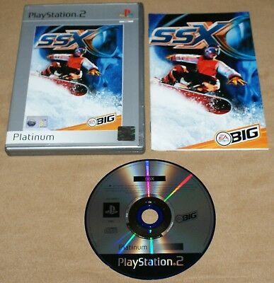 ps2 snowboarding game