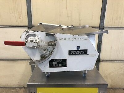 Used Anets SDR-4 Single Pass Dough Roller Sheeter Anet's