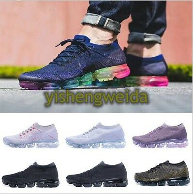 Top Mens Air 2.0 VaporMax Running Shoes Walking Hiking Sports Athletic Sneakers