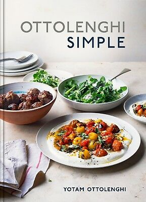 Ottolenghi Simple A Cookbook Yotam Ottolenghi Hardcover NEW FREE SHIPPING