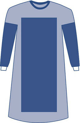 Sterile Poly-Reinforced Extra-Long Sirus Surgical Gowns