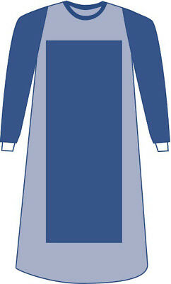 Sterile Poly-Reinforced Eclipse Gown with Breathable Impervious S