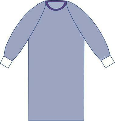 Sterile Non-Reinforced Sirus Surgical Gowns with Raglan Sleeve 1 EA