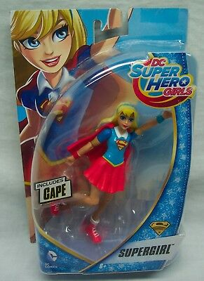 Dc Comics Super Hero Girls Supergirl Action Figure Toy New