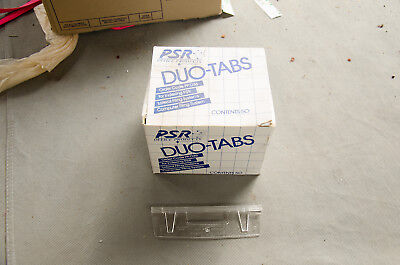 New 50 PSR Lateral Filing System DUO-TABS PP036