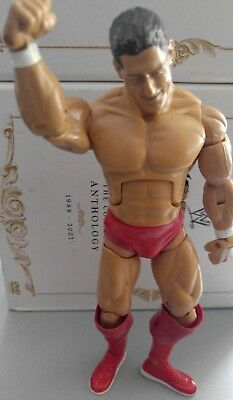 WWE William Regal (Lord Steven) WWF Wrestling Jakks  Deluxe Aggression Figur