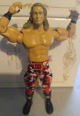 WWE WWF Rated R Superstar Edge Basic Jakks Wrestling Figur 2002