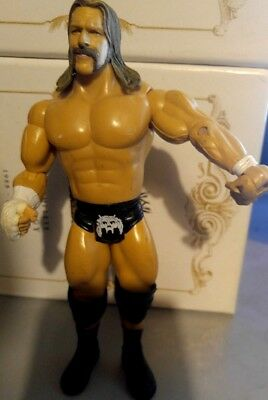 WWE Triple-H Jakks Figur 2005 WWF Wrestling Titan Tron Live (black tights kneep)