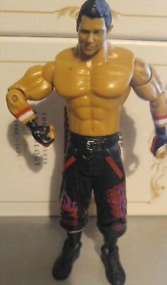 WWE The Miz Jakks Action-Figur 2007 Wrestling WWF (long tights)