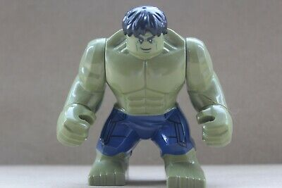 Marvel Super Heroes Incredible Hulk Mini Figure,Spiderman,Batman, Fit lego