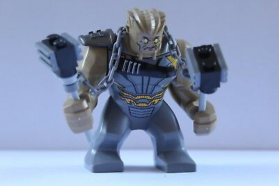 sh507 NEW LEGO CULL OBSIDIAN FROM SET 76108 AVENGERS INFINITY WAR