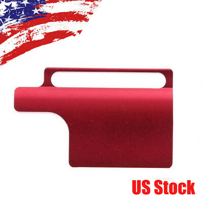 Red CNC Replacement Lock Buckle Latch Top Backdoor Snap Clip for GoPro Hero 4 3+