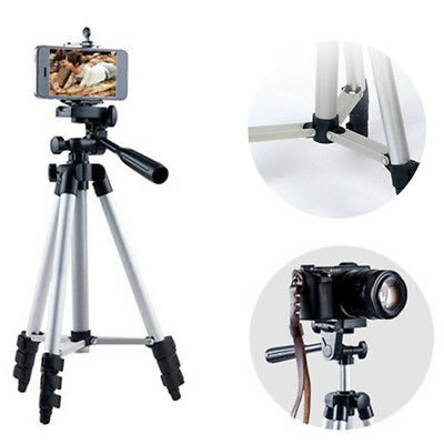 Professional Tripod for DSLR Canon Nikon Sony Camera Camcorder Stand Lightweight