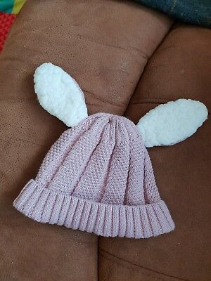 NEXT Bunny Hat 3-6 Months SOLD OUT