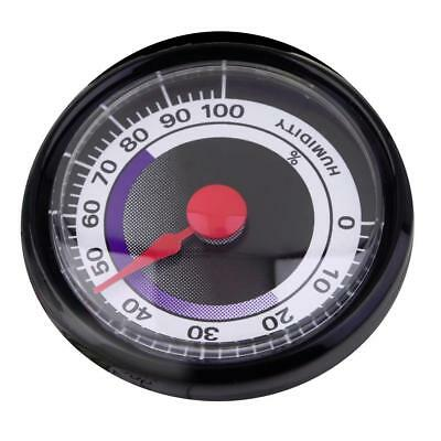 1 x Durable Analog Hygrometer Humidity Meter Power-Free Indoor Outdoor New ZH