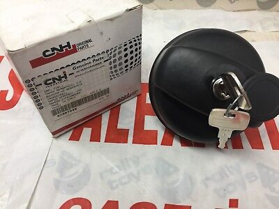 Case IH Tractor GENUINE Lockable Fuel Cap Case Tractor MX Maxxum Magnum 82987649