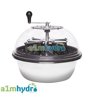 Bowl Pro Trimmer Plant Leaf Cutter Spin Trimming Machine Hydroponics