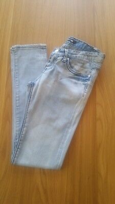 Rusty Ladies Skinny Light Denim Jeans Size 9 Excellent Condition