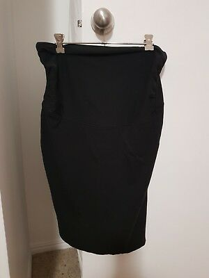 Maternity work skirt size 12