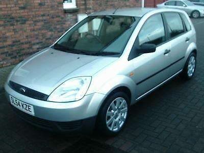 2004 54 Ford Fiesta 1.4 LX 5 DOOR  ** ONLY 72900 MILES ** VERY TIDY **