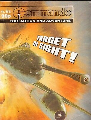 Commando comic target in sight no 3641 (2003)
