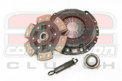 Competition Clutch Stage 4 Kupplung - Subaru WRX STI 2.5T 6-Gang Pull  240mm 04+