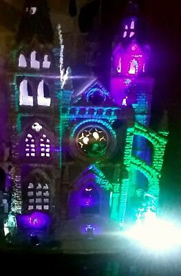 BRAND NEW RETIRED Lemax Spooky FORGOTTEN SOULS CATHEDRAL #05010