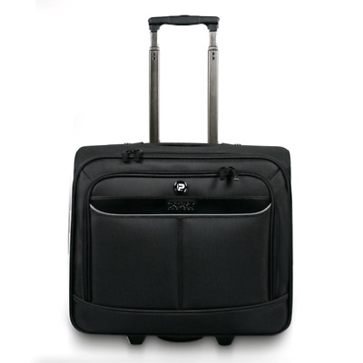 DMI Travel Trolley Case With Laptop Compartment