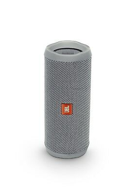 Cassa Portatile Speaker Bluetooth Wireless Jbl Flip 4 Grigia Gray Impermeabile