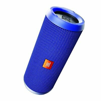 Cassa Portatile Speaker Bluetooth Wireless Jbl Flip 4 Blu Impermeabile