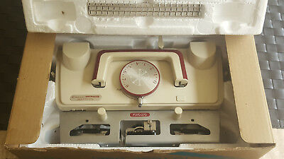 Knitmaster / Silver Fine Gauge Knitting Machine Lace Carriage 270 / 370 Sk