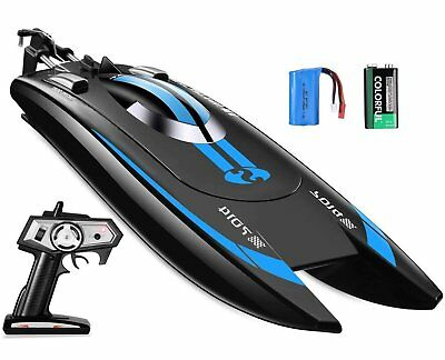 Remote Control Speed Boat, High Speed RC Racing Boat, Speed of 12 Mph
