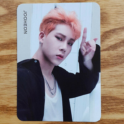 Jooheon Official Photocard Monsta X 2nd Album Take.1 Are You There? Kpop