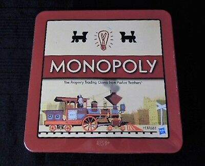 Nostalgia Gamers Edition Monopoly - Complete - Wooden Houses, Special Components