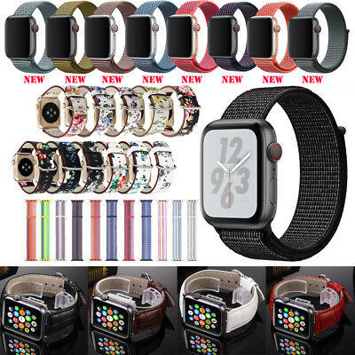 40/44mm iWatch Band Wrist Strap Bracelet For Apple Watch Series 4 3 2 1 38/42mm