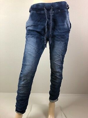 Viele Farben Hose Jogpants Melly /& Co XS,S.M.L.XL Italy Blogger Hippie