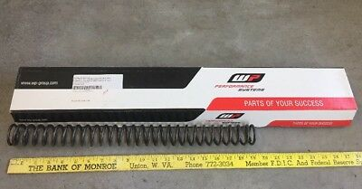 WP Suspension Fork Springs .525 .52 .53 91410010-C 432.485.00.052W New in Box