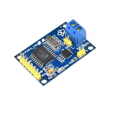 1 pcs For Arduino MCP2515 CAN Bus Module TJA1050 Receiver SPI Module