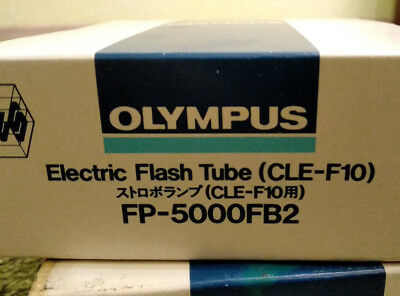 New Olympus Electric Flash Tube for Light Source CLE-F10