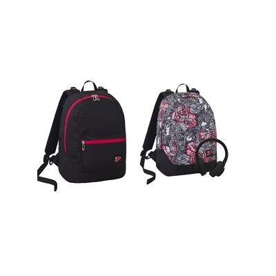 50b3b0d7b1 ZAINO SEVEN THE Double Project-Reversible Back Pack-Rouge-Cuffie ...