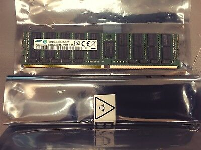 Samsung 32GB 4DRx4 PC4-2133P-LD0-0-DC0 ECC DDR4 RAM Modules