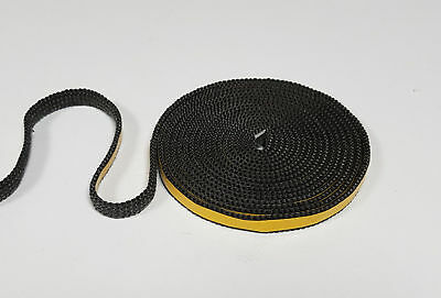 Flat Stove Rope Self Adhesive Black Glass Seal Stove Fire Rope Tape 12mm x 4mm