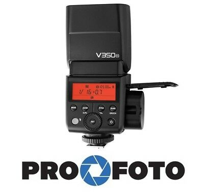 Godox V350 Flash Speedlite for Sony , Fuji , MFT , Canon ,Nikon , Panasonic 2.4G
