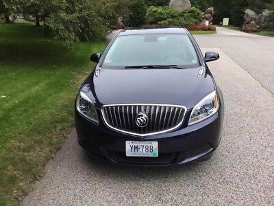2016 Buick Verano  Reconstructed title. Car got involved in an accident and got fixed